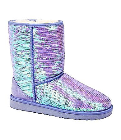 Ugg boots luxury sequin sparkle girls ugg boots ugg sequin boots