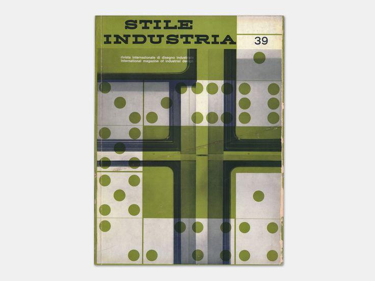 Stile Industria  International Magazine of Industrial Design, No. 39, September 1962 | Designer: Heinz Waibl