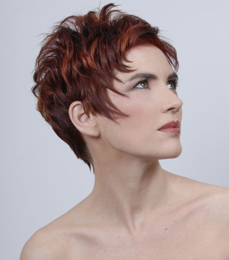 Pixie cuts for spring