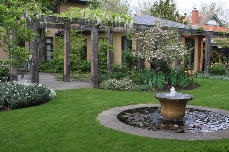 Landscape garden design christchurch for Landscape architect christchurch