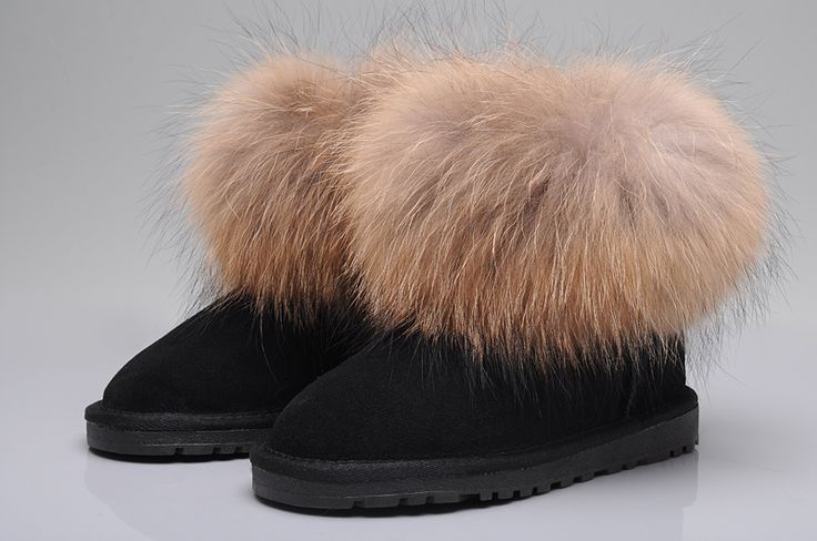 Ugg boots with fur on the outside for Ugg fourrure exterieur