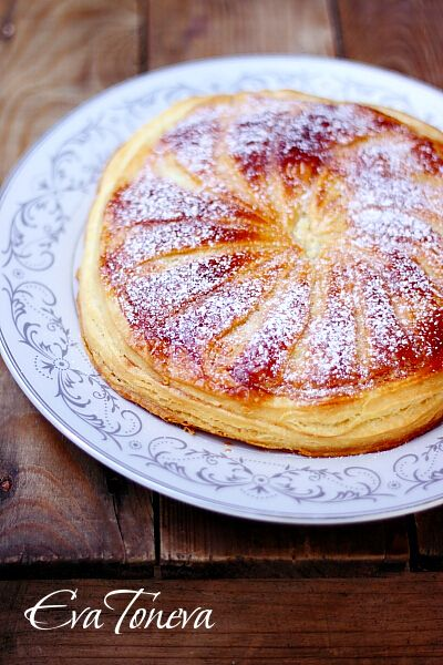 pithiviers | CAKE 3 | Pinterest