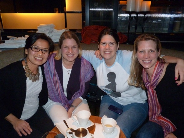 What better way for World Moms Blog writers to meet up than at a UN Foundation Volunteer Summit?