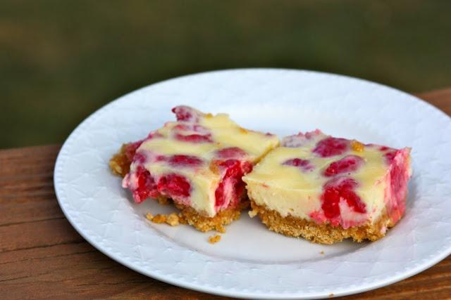 Lemon Raspberry Bars {recipe} | Treats! | Pinterest