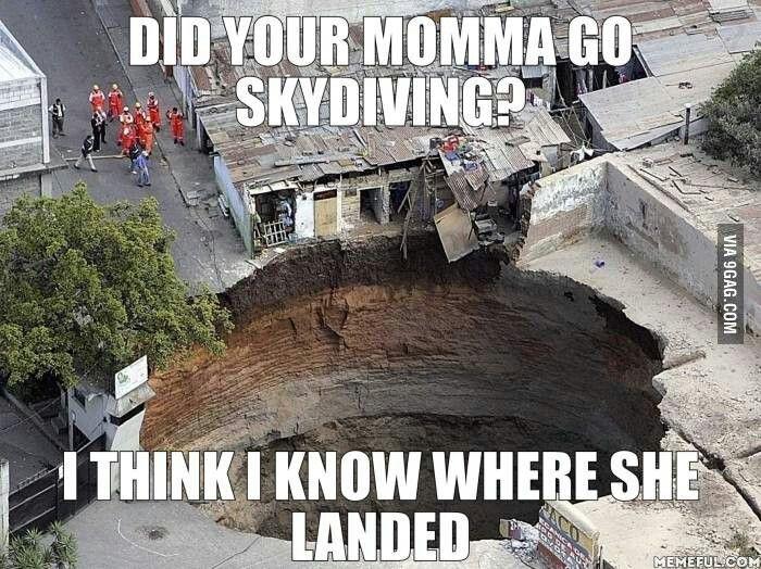 Best yo mama joke ever