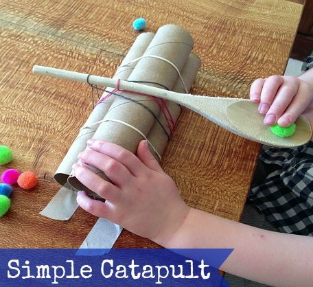 easy to build simple machine projects