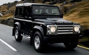 Love the 2013 Defender 90