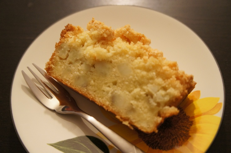 Japanese Sweet Potato Pound Cake