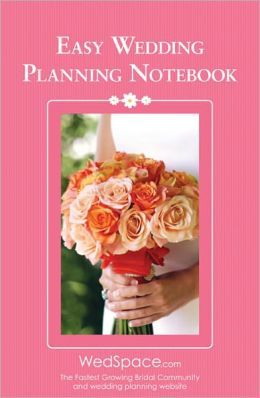 An engaged couple s wedding planning book the easy wedding planning