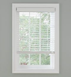 Photos Of White Wood Blinds