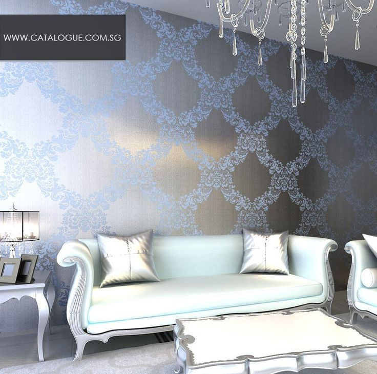 Mirror Effect Wallpaper Home Decor Deals Pinterest
