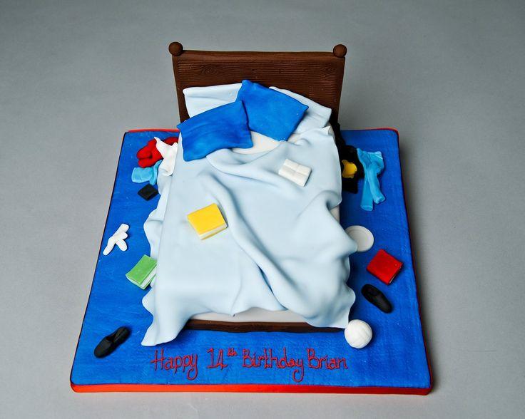 Cake Designs 16th Birthday Boy : teen boy s birthday cake coolest Birthday cakes Pinterest