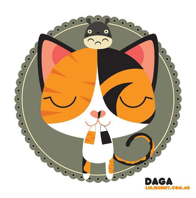 ::: daga ::: by Luli Bunny, via Flickr
