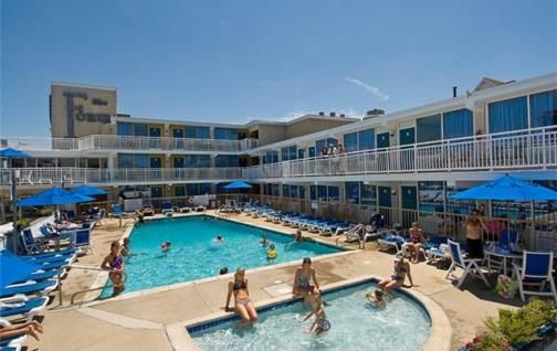 The forum motor inn ocean city nj places i would go for Motor city hotel packages