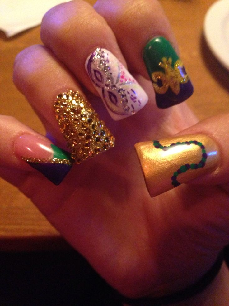Nail Designs For New Orleans: Nail designs new orleans best cars ...