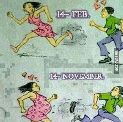 9gag valentine's day forever alone