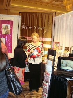 Bring it Up at The International Lingerie Show | The McPete Sez Lingerie Newsletter Blog