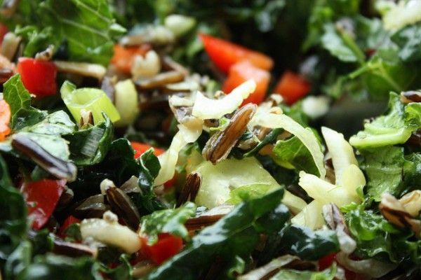 Emerald city salad | Dinner | Pinterest