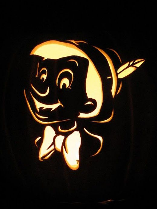 Pumpkin carving template disney to spook pinterest