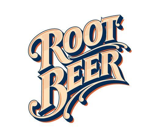 Root Beer   Typography   Pinterest