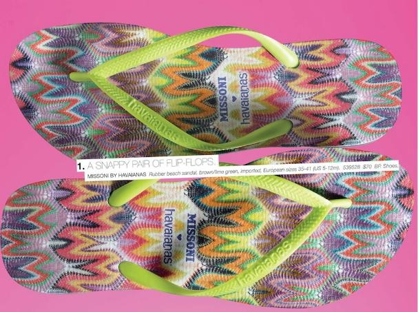 Missoni by Havaianas | Nordstrom