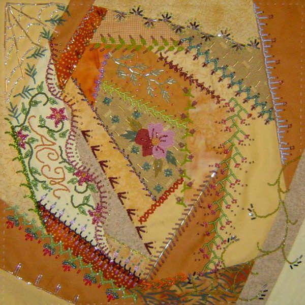 Crazy Quilt Pattern Images : crazy quilts patterns... Crazy quilts Pinterest