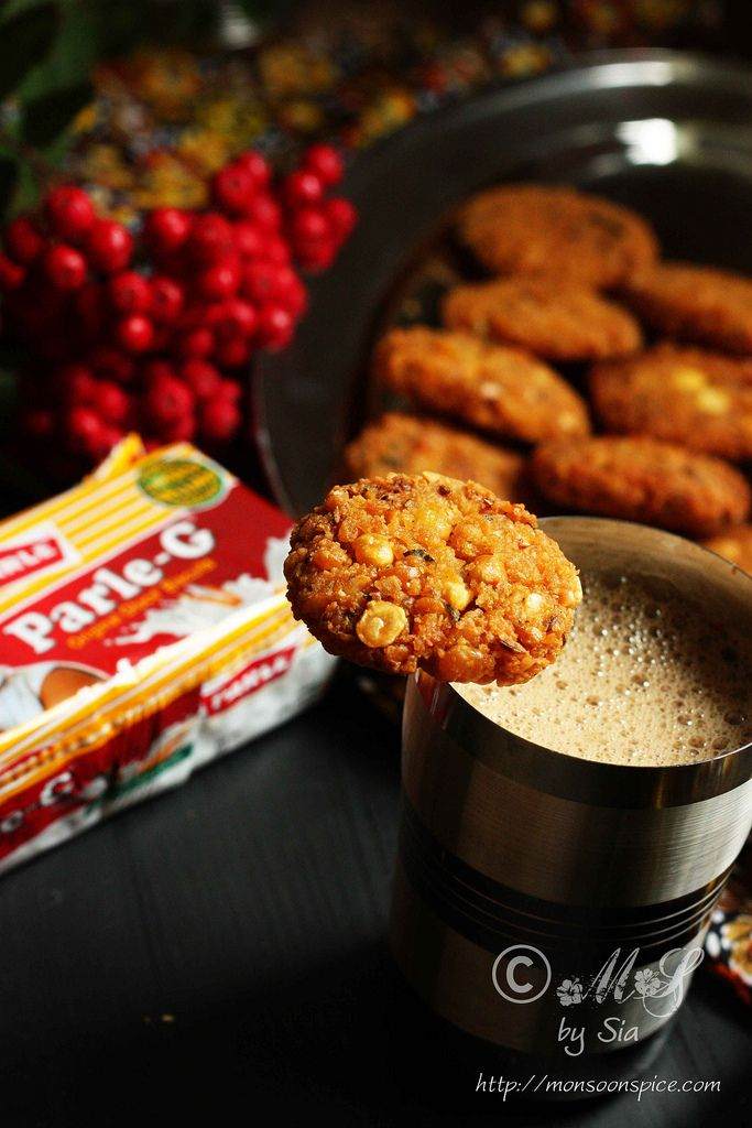 Spicy Chana Dal Vada Recipe and 7 Years of Blogging! - Monsoon Spice ...