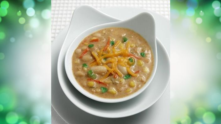 White Bean Chowder | Recipes for the Foodie in Me | Pinterest