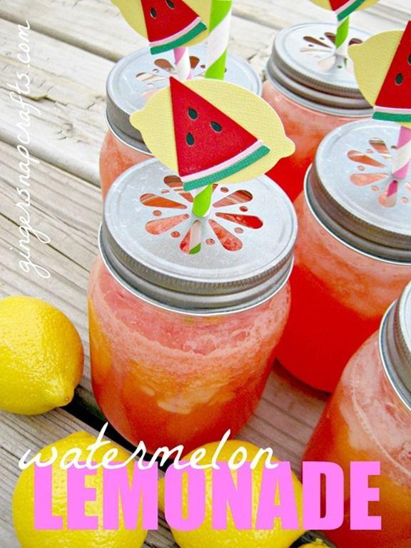 watermelon-lemonade_thumb1 | Jar Food | Pinterest