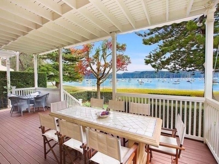 beach house deck in sydney beach house decks pinterest. Black Bedroom Furniture Sets. Home Design Ideas