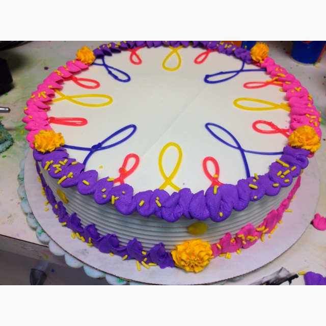 Cake Designs At Dairy Queen : Dq Cakes Cake Ideas and Designs