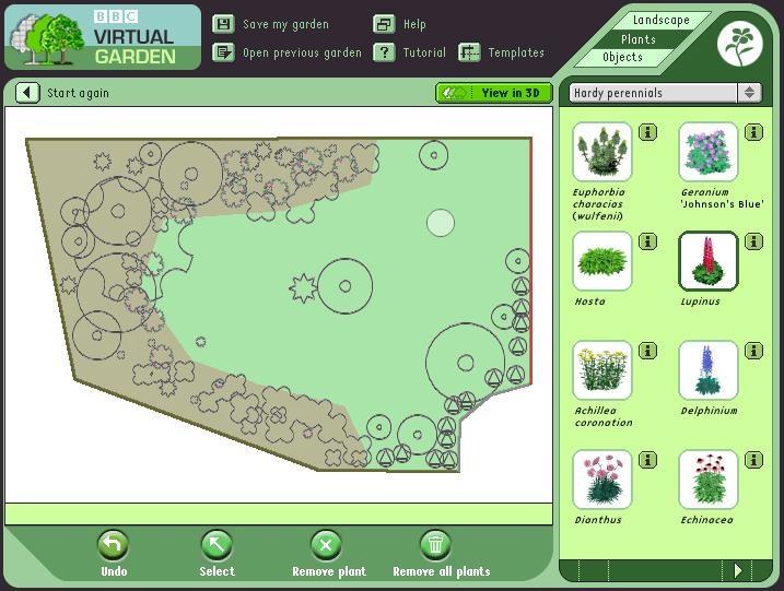 Free Garden Planning Software Gardening Pinterest