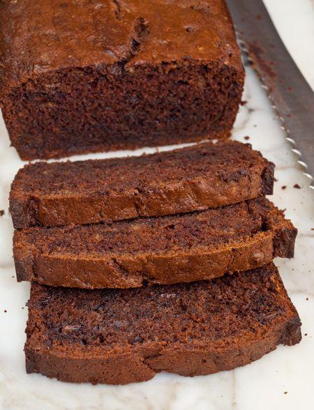 chocolate-banana-bread | Recipes | Pinterest