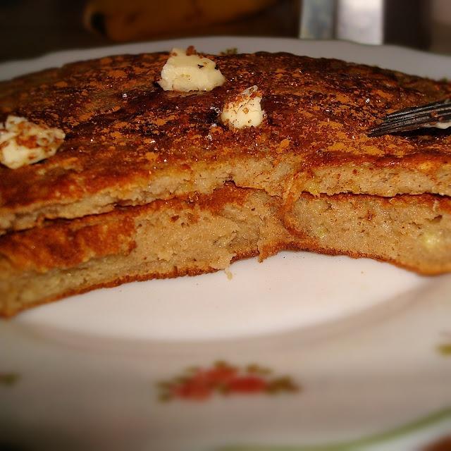 Banana & Brown Sugar Pancakes | - from the blog - | Pinterest