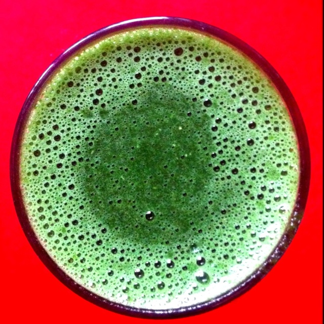 My spinach&spirulina super smoothie. | Food | Pinterest