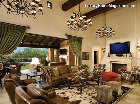 Phoenix Arizona Luxury Home Magazine Real Estate Pinterest
