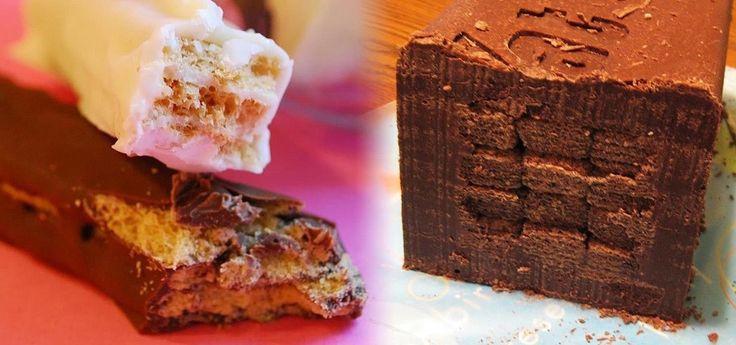 DIY Tastes Better: How to Make Homemade Kit Kat Bars in Any Flavor ...