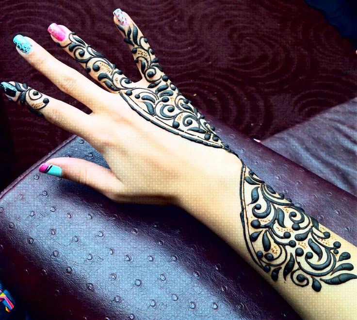 UniQue Henna DesiGn! | Henna | Pinterest