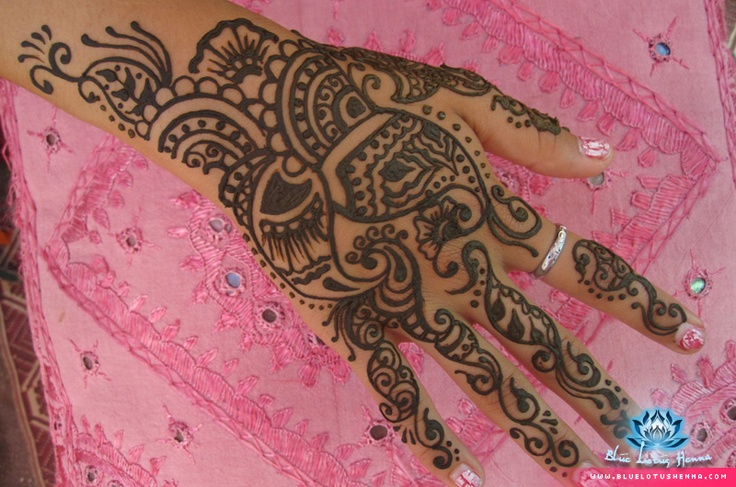 Mehndi Patterns Lotus : Mehndi patterns lotus imgkid the image kid has it