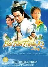 Phim Bát Tiên Truyền Kỳ