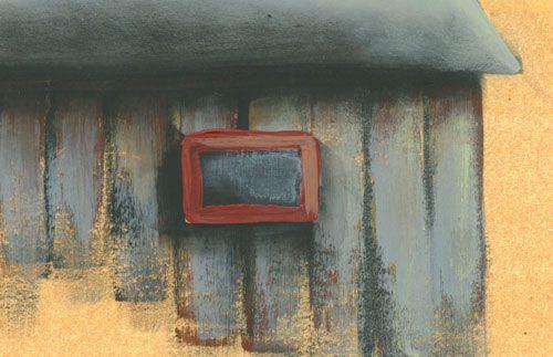 finalboisdegrange500pix  Peinture sur bois  Pinterest