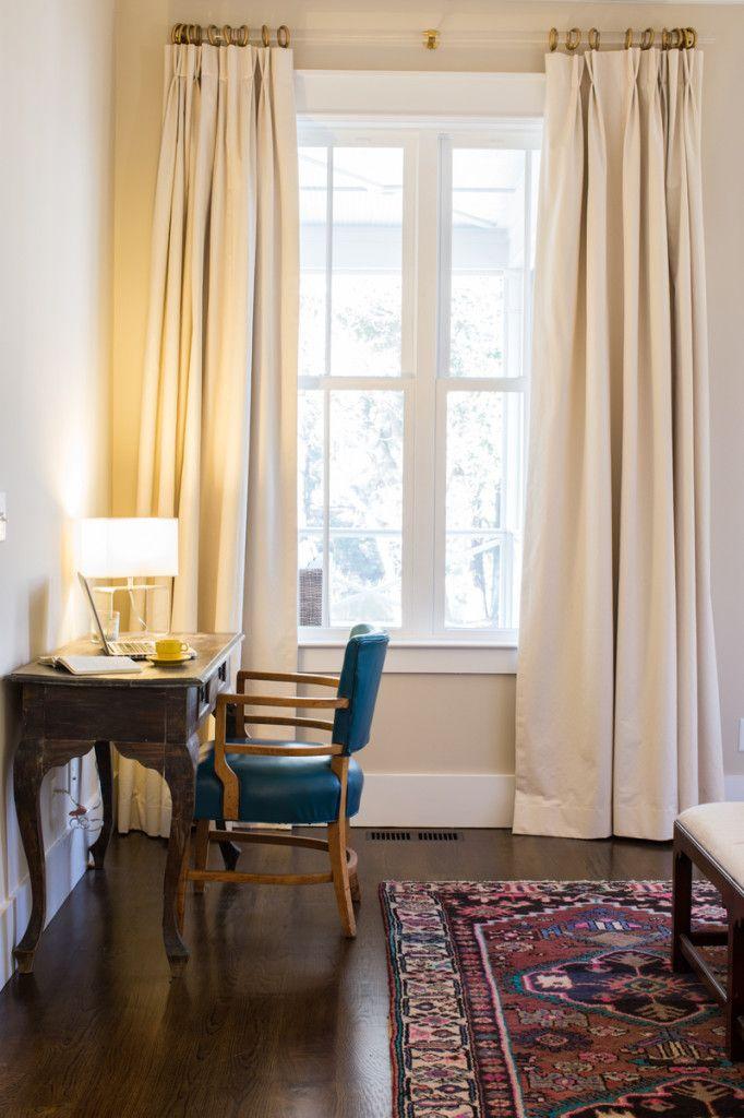 Acrylic Curtain rods | Decor | Pinterest
