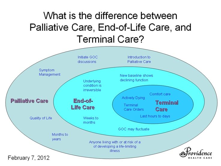 palliative care and quality of life assignment 1 introduction 11 definition of palliative care according to the who, palliative care is an approach that improves the quality of life of patients and their.