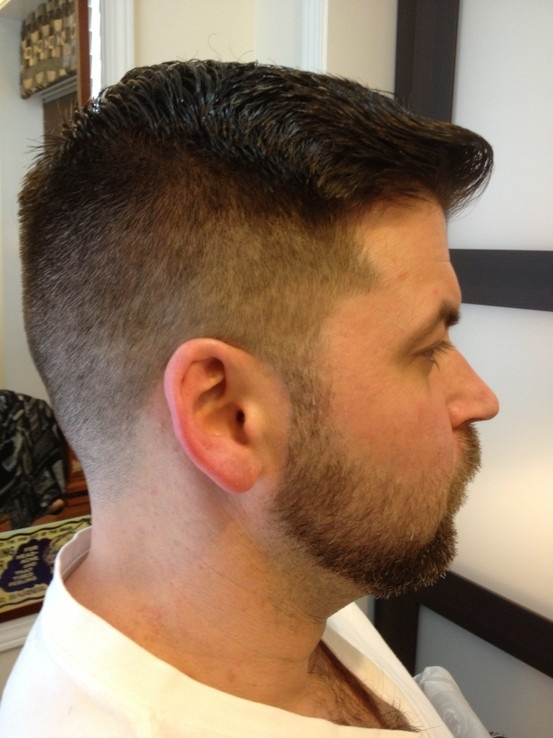 Mens Hairstyles Aggresive Tight Taper | LONG HAIRSTYLES