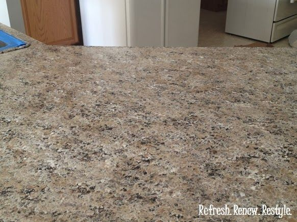 Painted Laminate Countertop Home layouts Pinterest