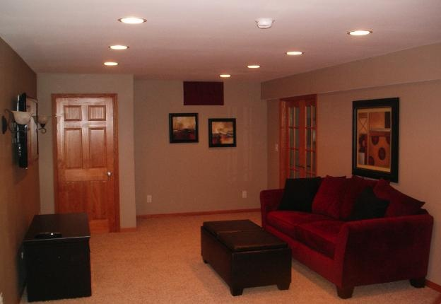 Basement Rec Room Ideas Delectable Inspiration