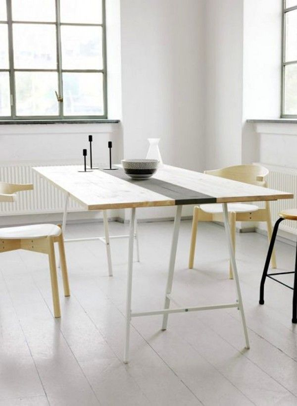 DIY Dining Table Ideas
