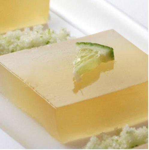 Margarita Lime Jello Cube Shots | domesticated | Pinterest
