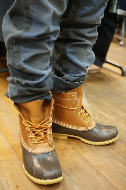 bean boots 8 quot thinsulate mens style