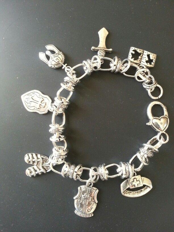 armour of god bracelet wed bible class